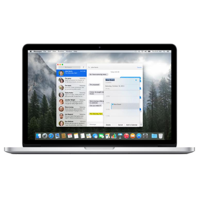 13-Inch Macbook Pro w/Retina Display