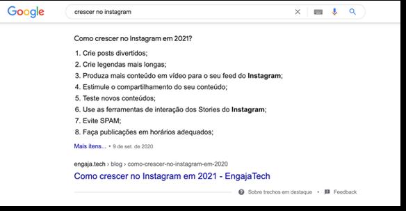 Como crescer no Instagram em 2021?