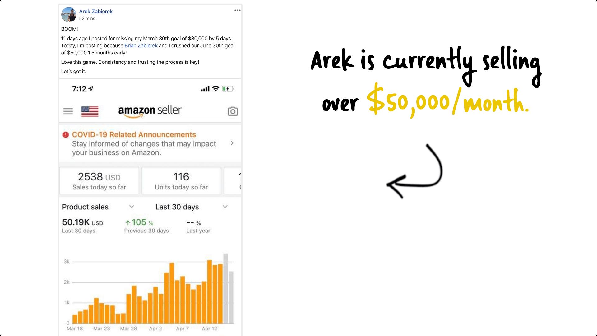 Sales-Arek