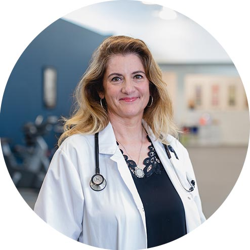 Dr. Tracy Thomson