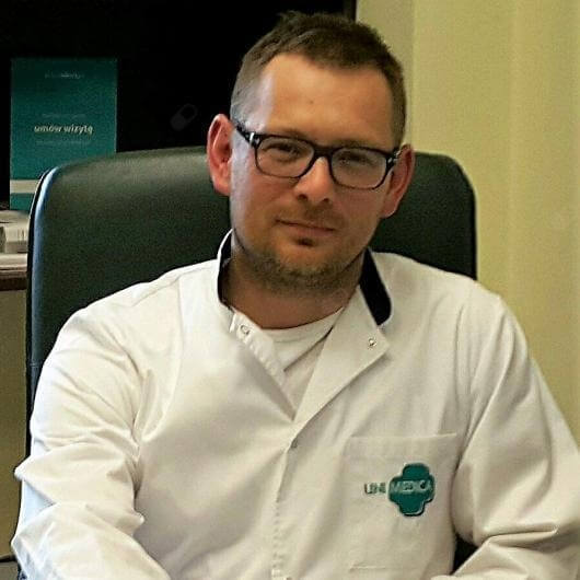 Dr Marek Zdeb