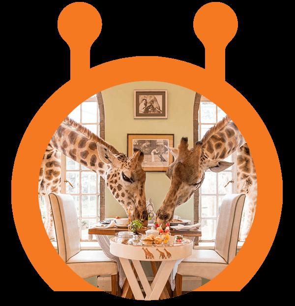 Giraffe Manor - Nairobi