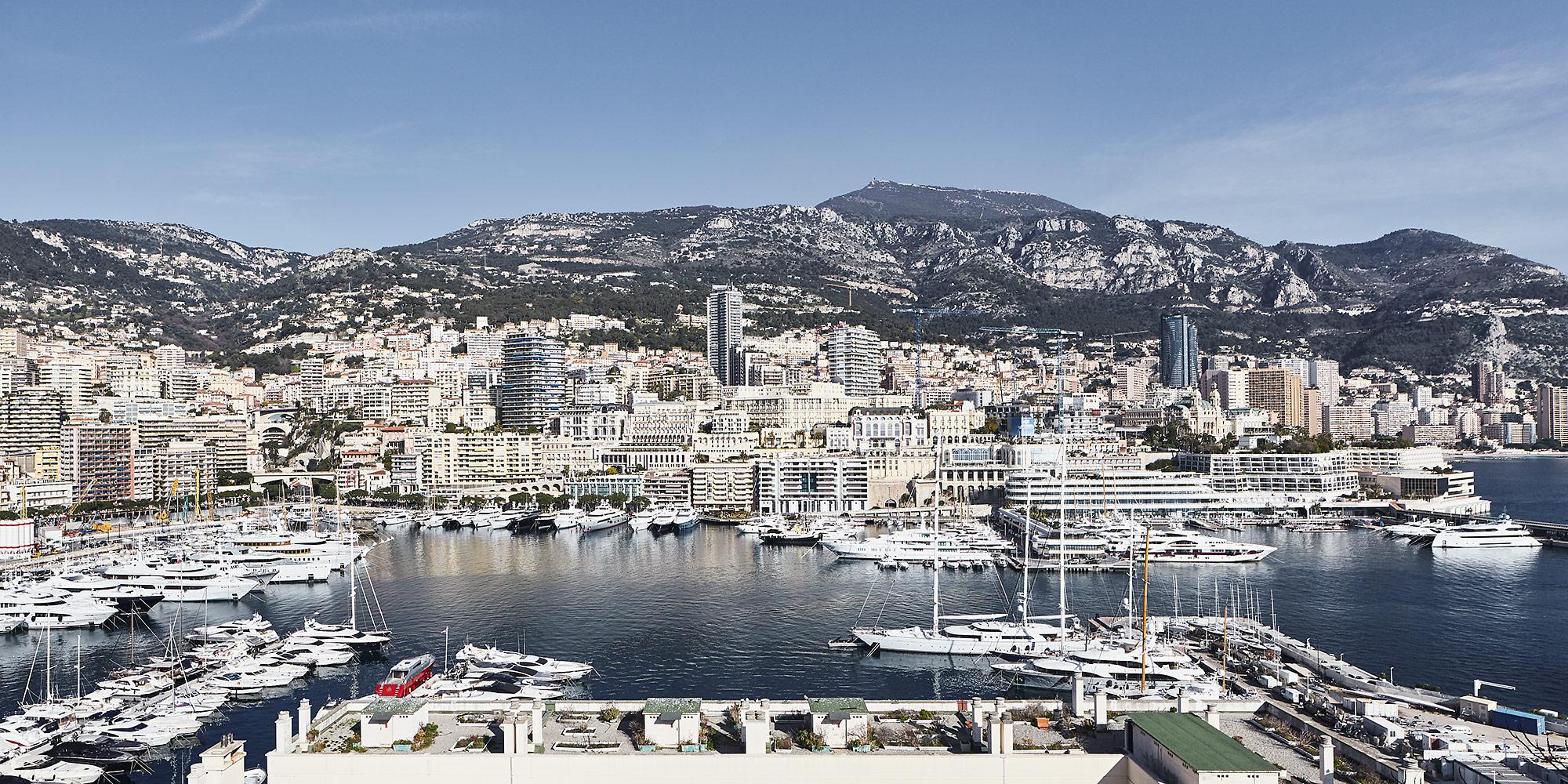 Port Hercule & Monte-Carlo | Monaco