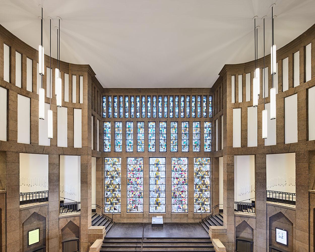 Architekturfotograf Düsseldorf, Museum Kunstpalast, Mawa Design, Düsseldorf