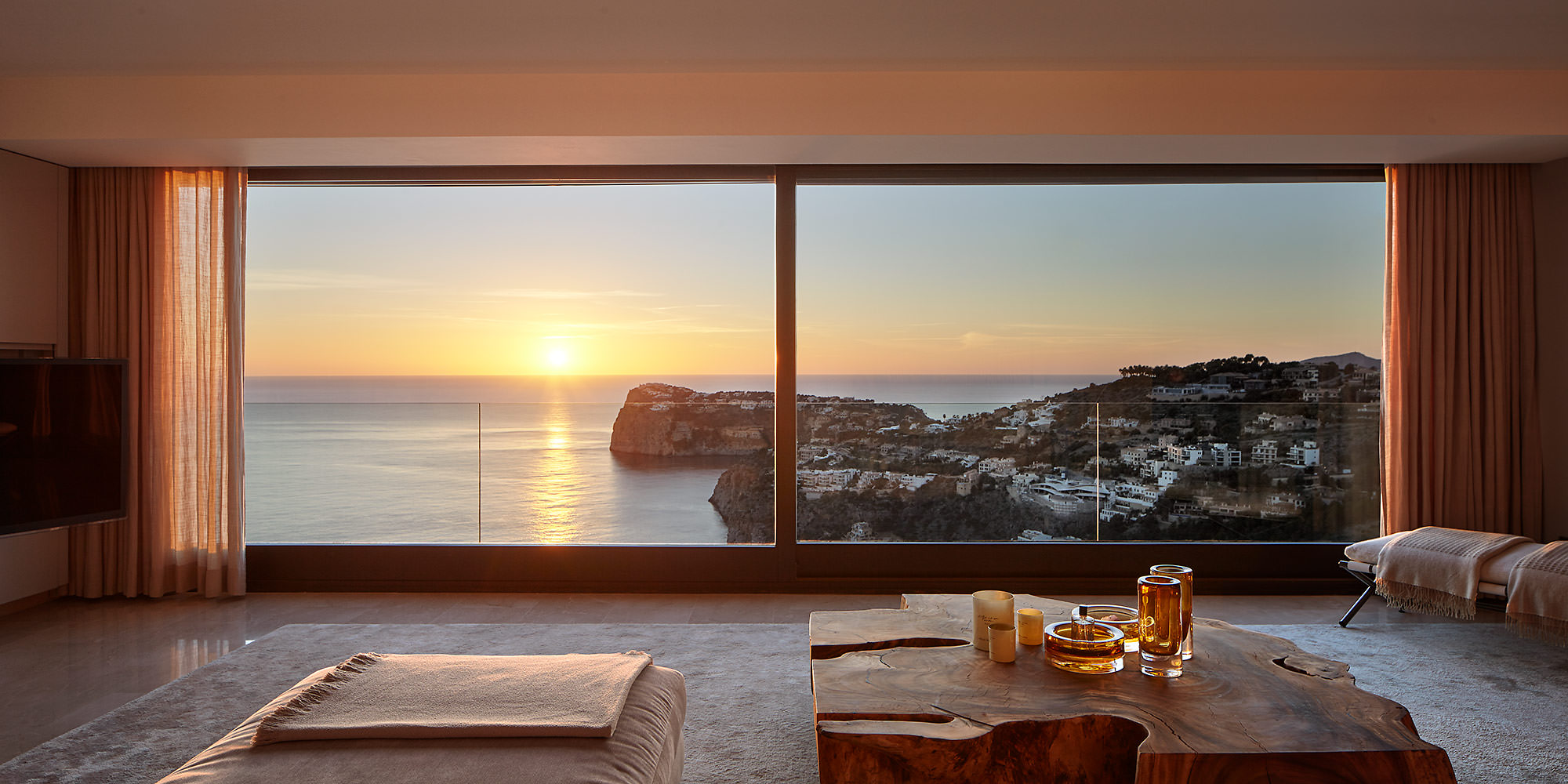Architekturfotograf Mallorca, Villa H, Port d'Andratx, Mallorca