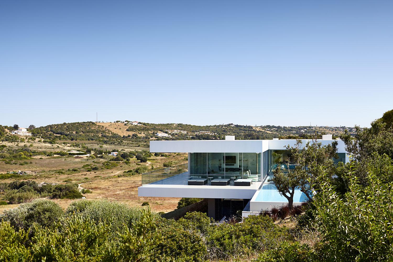 Architekturfotograf Algarve, Villa Escarpa, Luz, Portugal