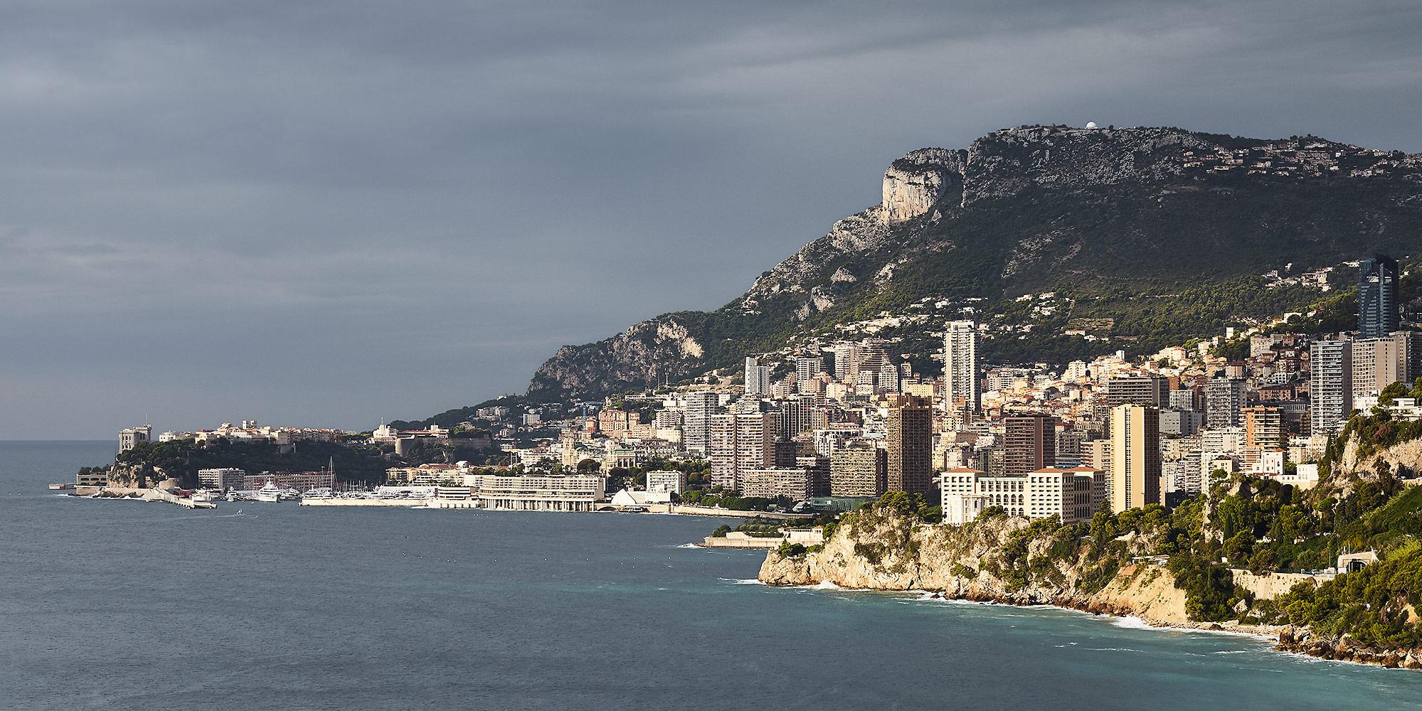 Architekturfotograf Monaco, Port Hercule, Monte-Carlo, Monaco
