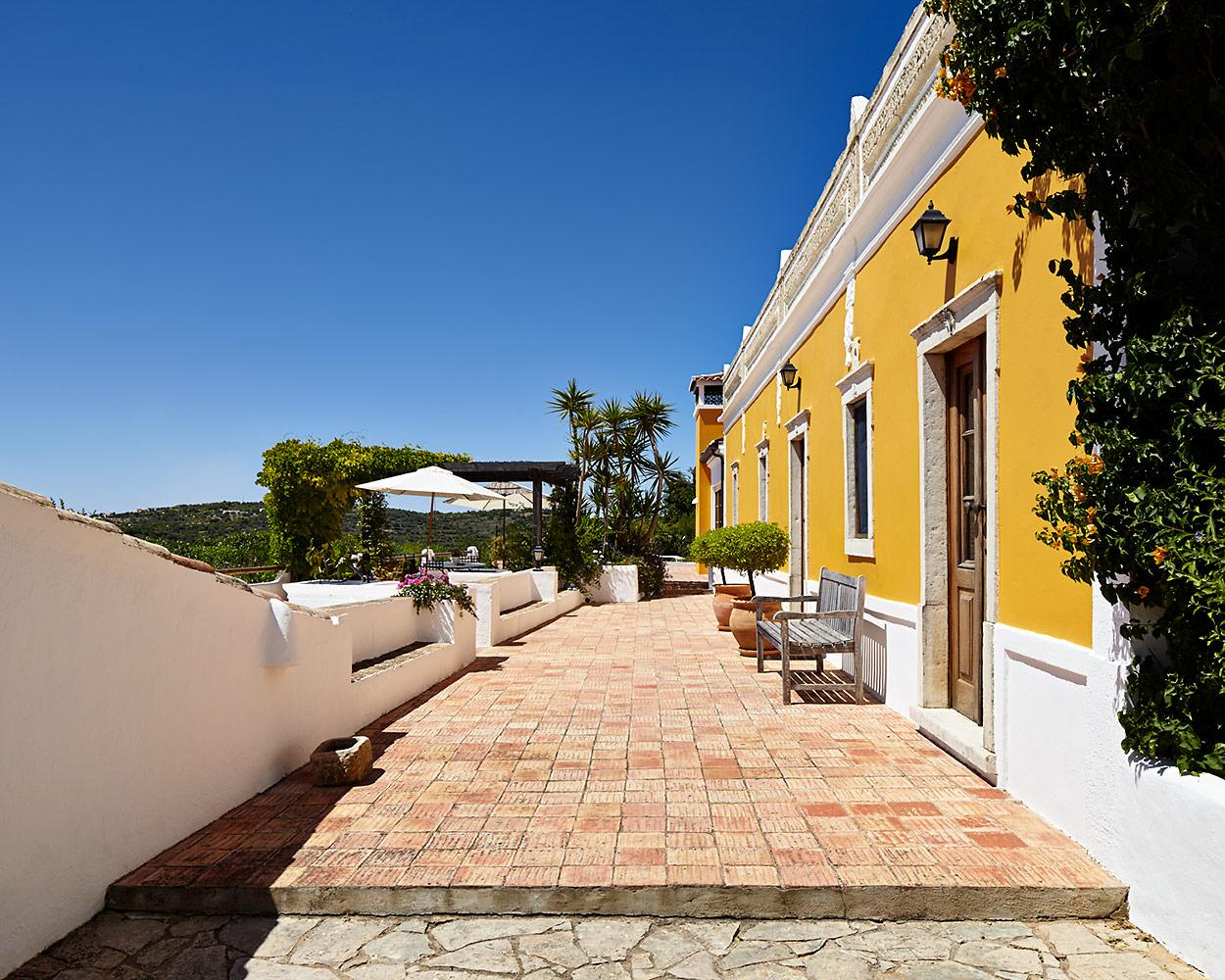 Architekturfotograf Faro, Bauernhaus, Algarve, Portugal