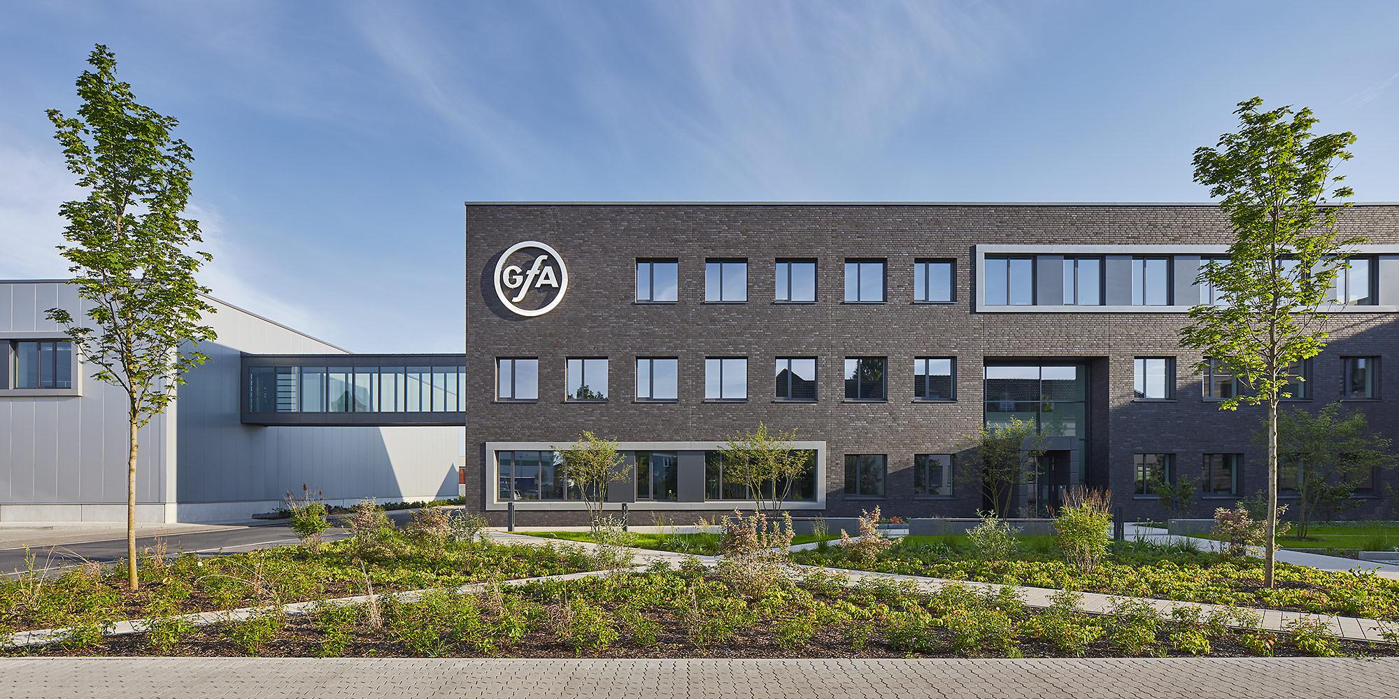 Architekturfotograf Düsseldorf, GfA Elektromaten, Düsseldorf