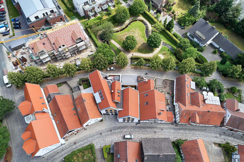 Architekturfotograf Münster, MFH P, Fourmove Architekten, Rietberg