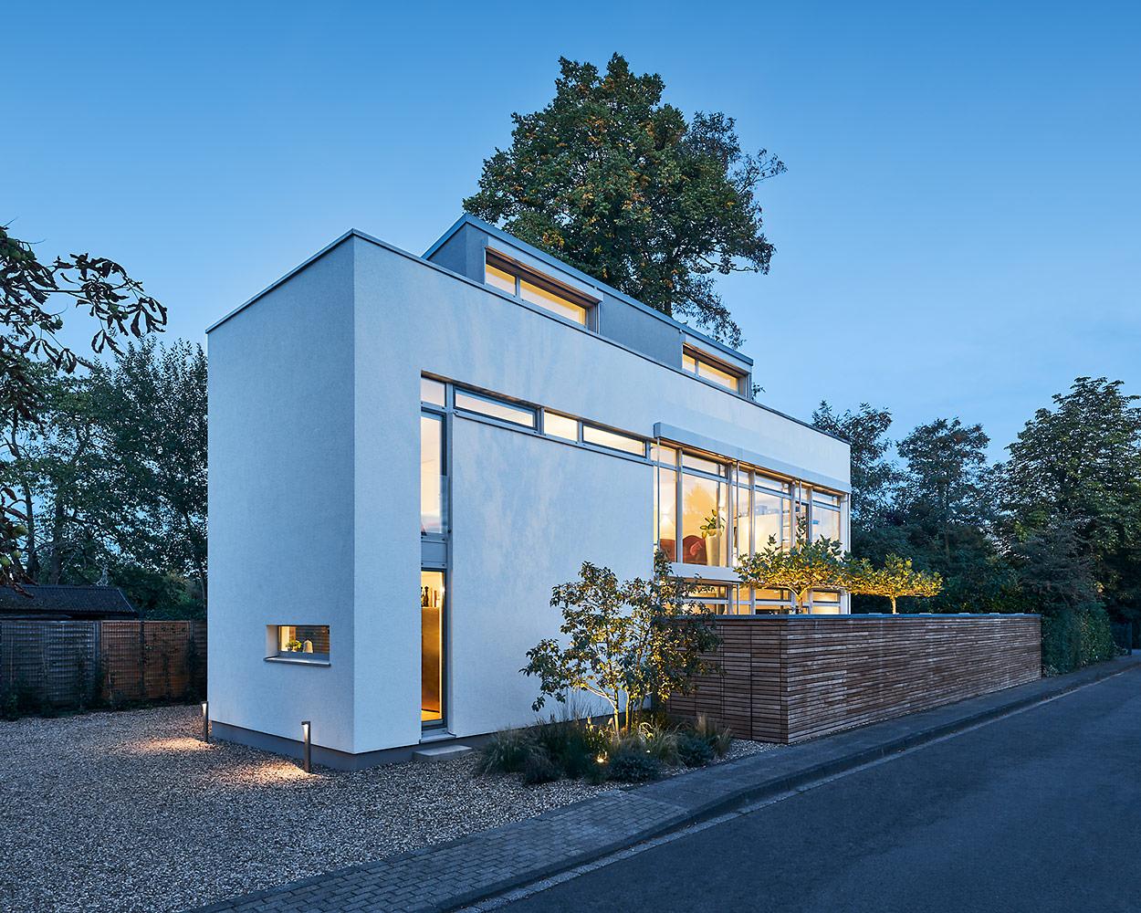 Architekturfotograf Krefeld, EFH B, Lücker Beckmann Architekten, Krefeld