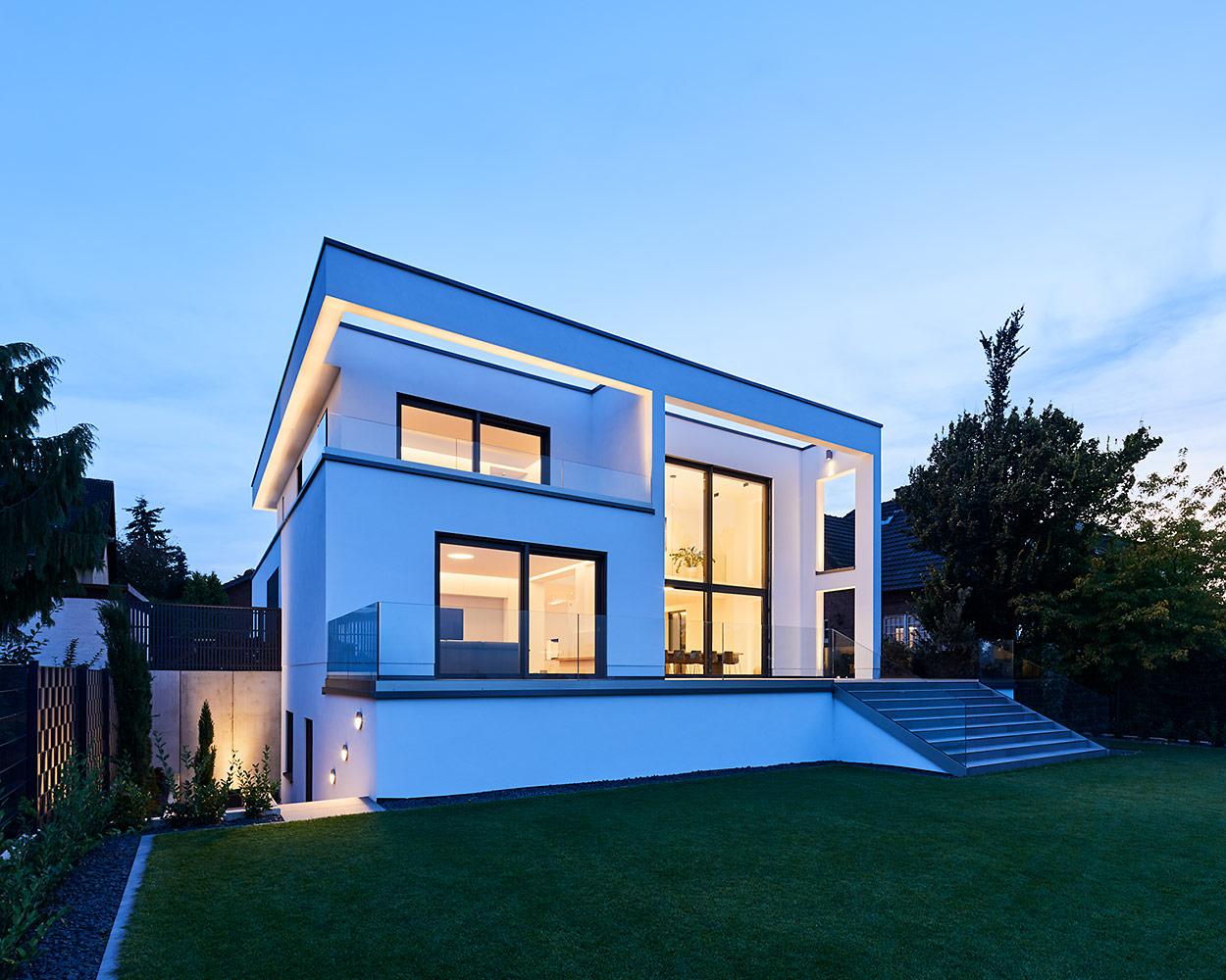Architekturfotograf Bonn, EFH S, Klaus Maes Architektur, Bornheim