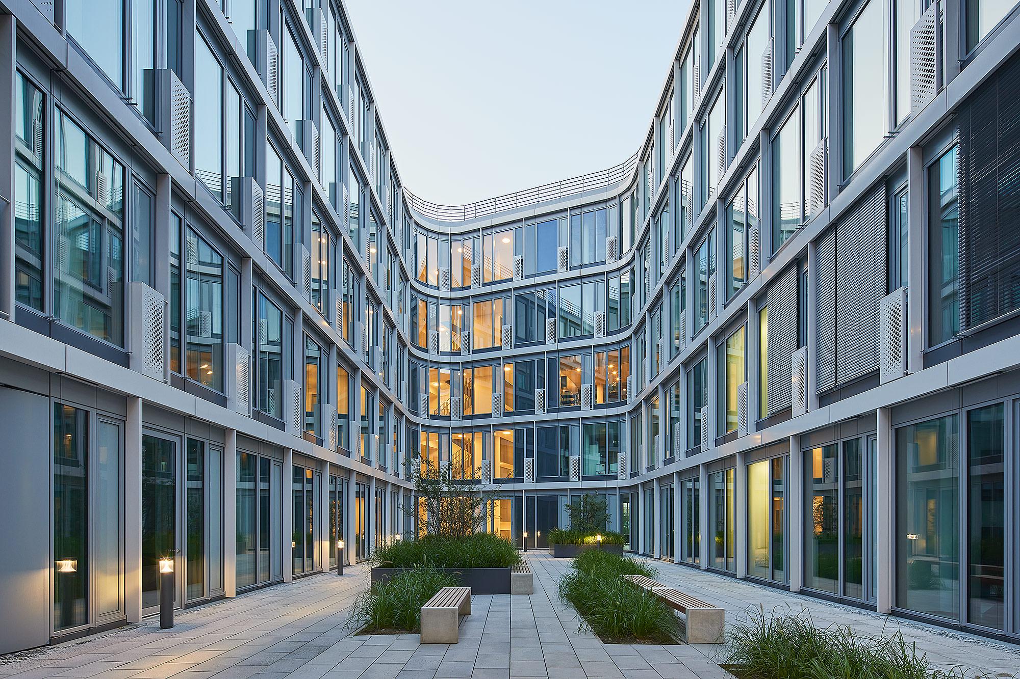 Infinity Offfice, Düsseldorf @ Philip Kistner