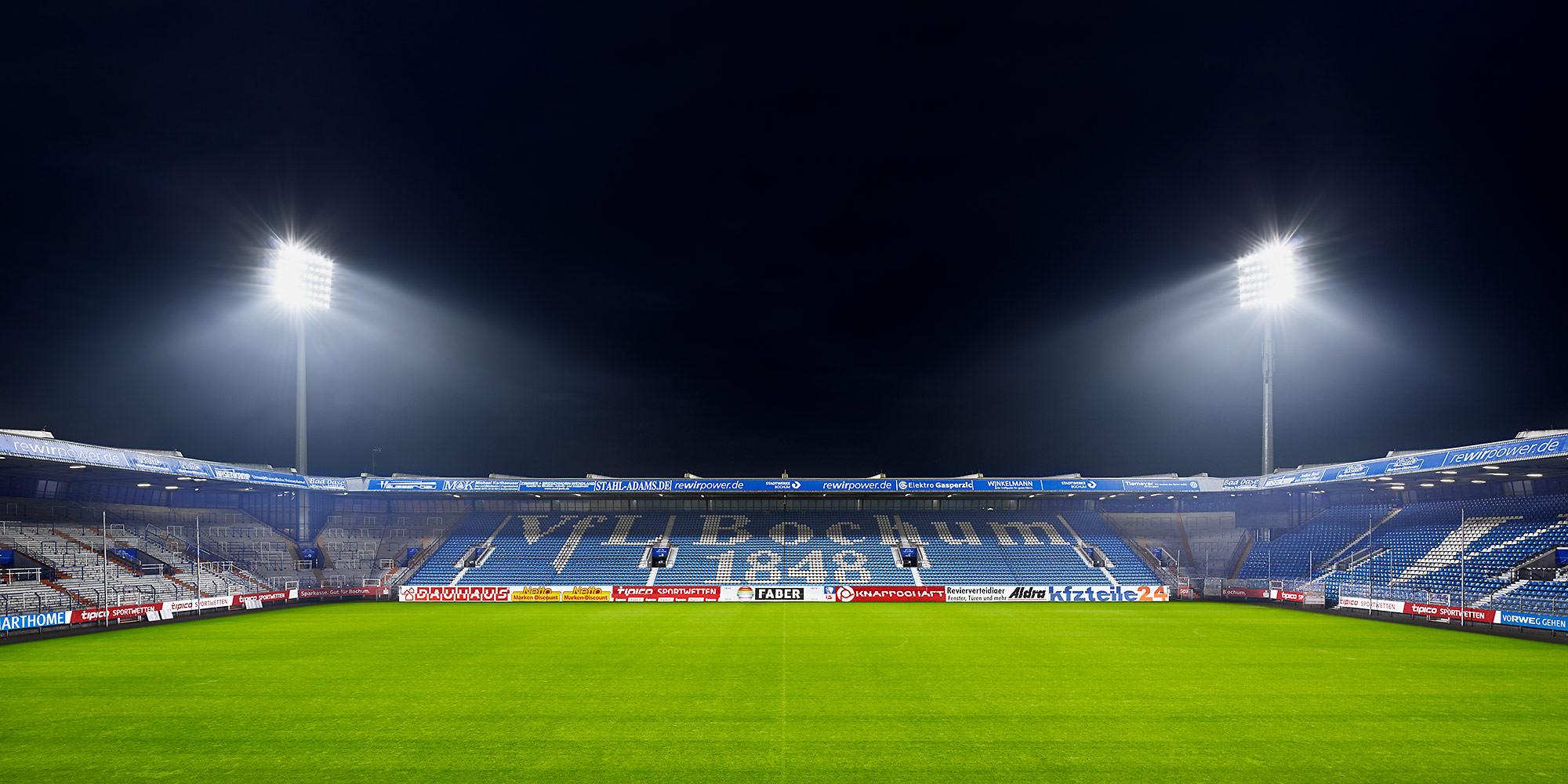 Stadion, Bochum @ Philip Kistner