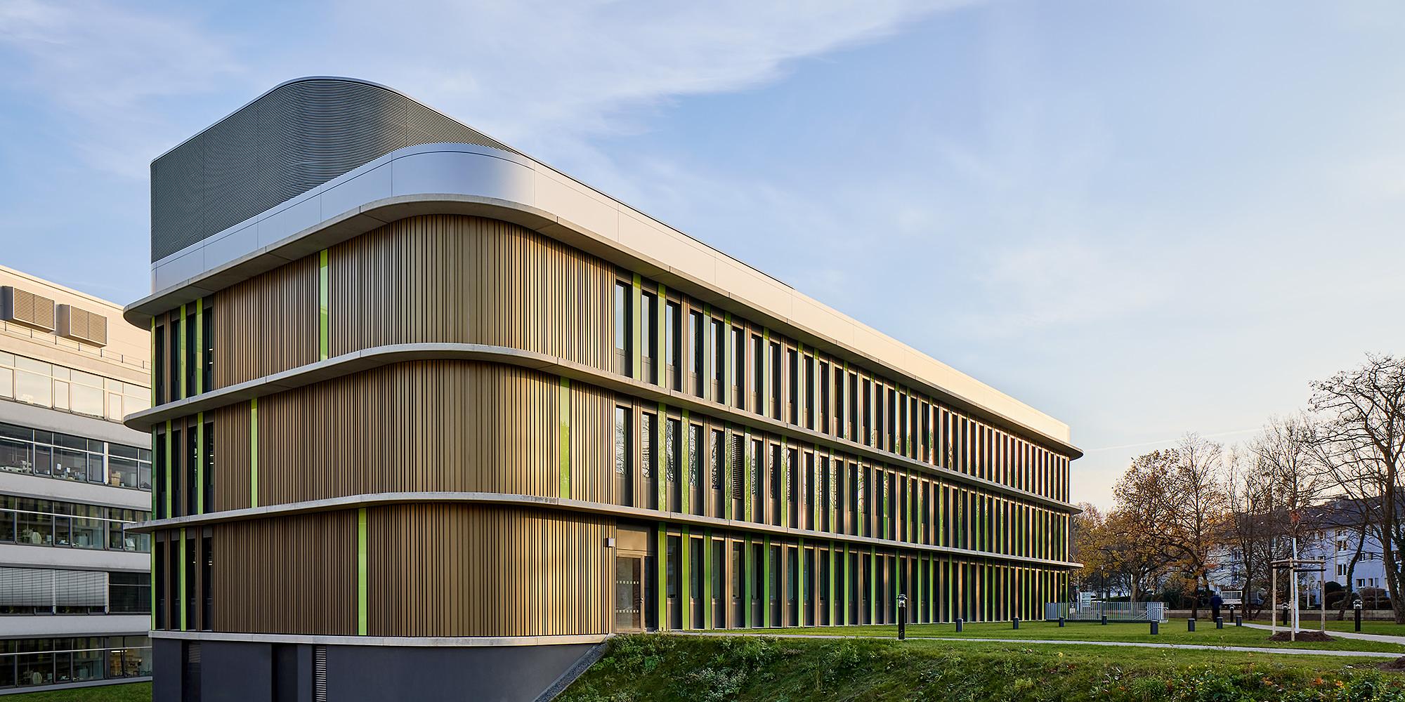 Biomedizinisches Zentrum II, Bonn @ Philip Kistner
