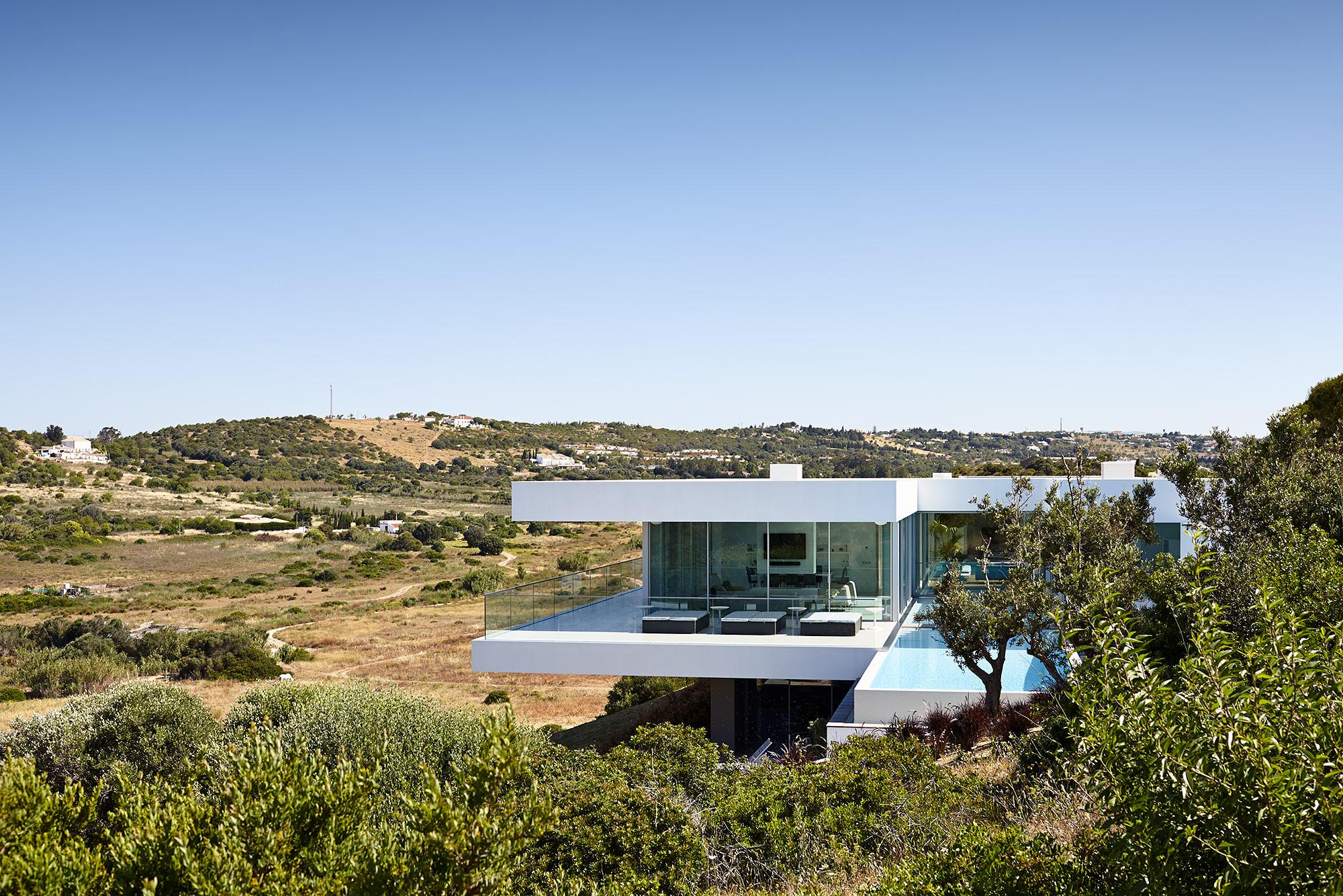 Luxusvilla, Portugal @ Philip Kistner