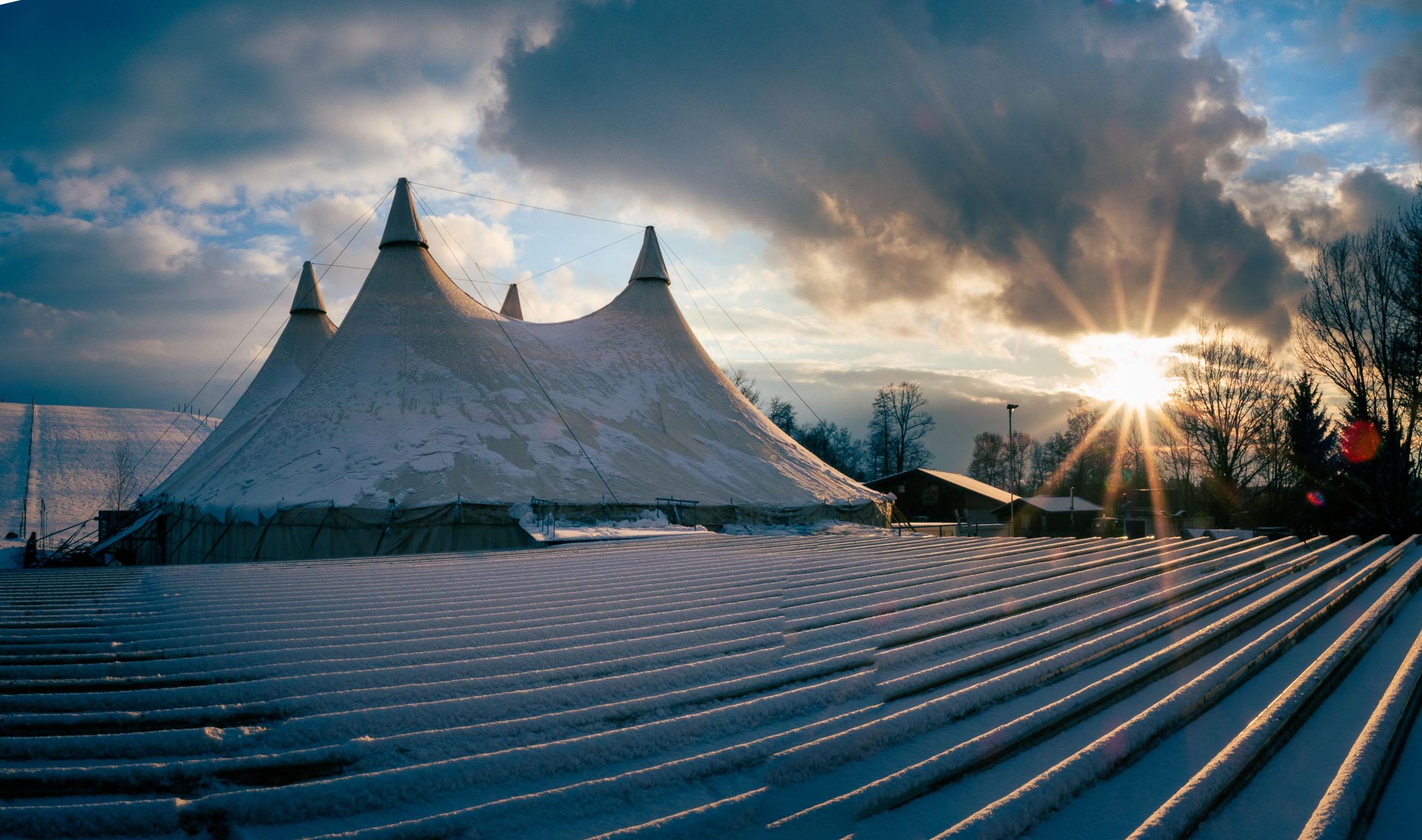 Zelt Winter 1