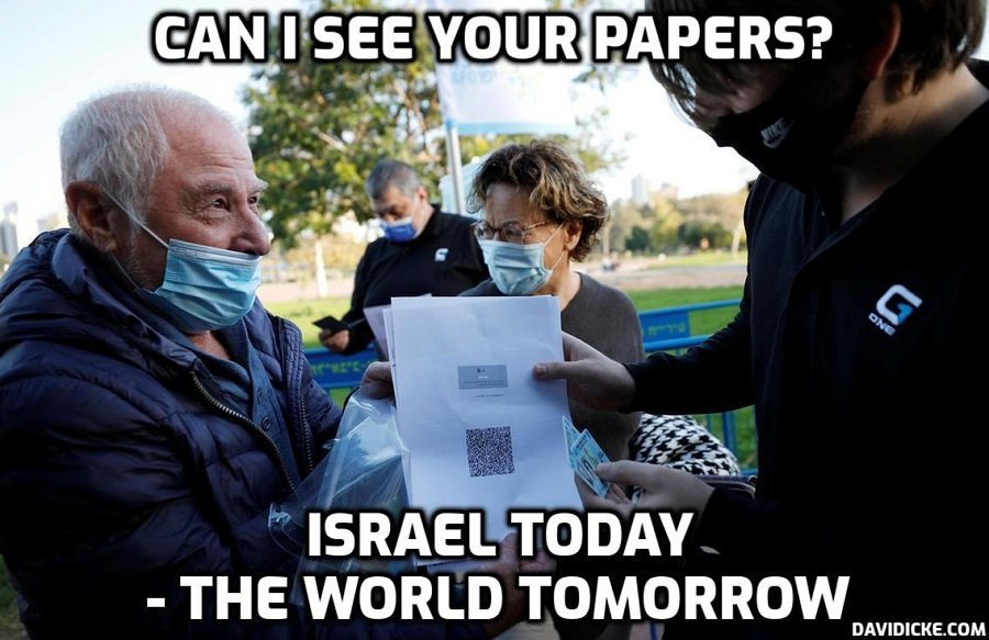 Israele, Olocausto!