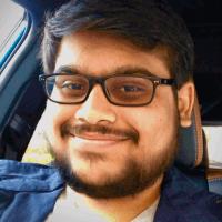 Vraj Patel Portrait