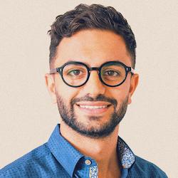 Reza Saeedi Portrait