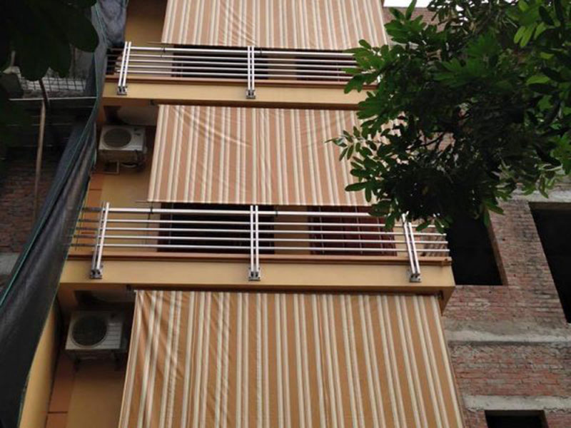 Bạt che nắng mưa, bạt che nắng mưa giá rẻ tại Đà Nẵng