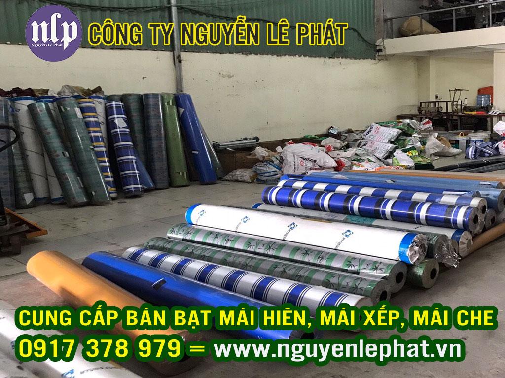 Máy ép bạt mái hiên giá rẻ thành phẩm theo yêu cầu tại Hà Nội