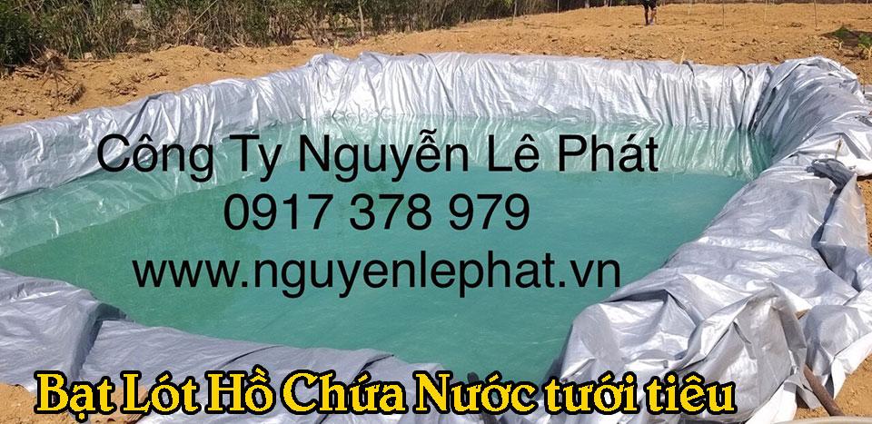 Bạt HDPE Làm Hồ Chứa Nước Tưới Cây, Nuôi Trồng Thủy SẢN, Bạt lót hồ chứa nước, nuôi tôm, bạt HDPE