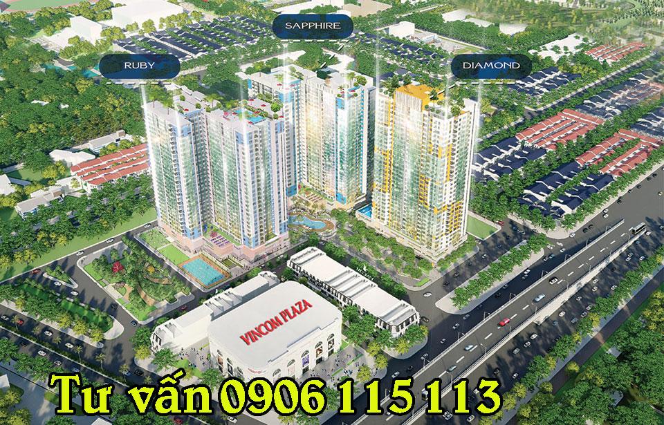 Căn Hộ Chung Cư Charm City VinCom Dĩ An Thuận An Bình Dương Giá Rẻ