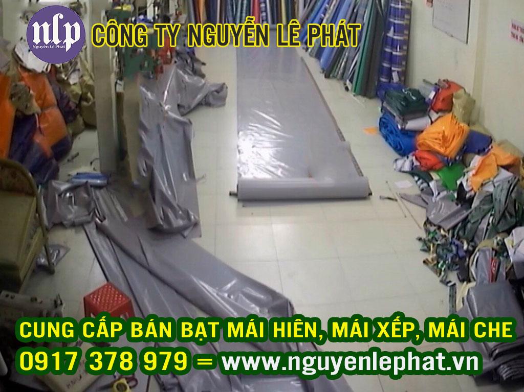 Nhà máy may ép bạt mái xếp kéo,mái hiên che nắng mưa giá rẻ tại TPHCM Hà Nội