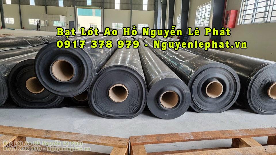 Công ty bạt nhựa HDPE lót hồ nước chống thấm Vũng Tàu