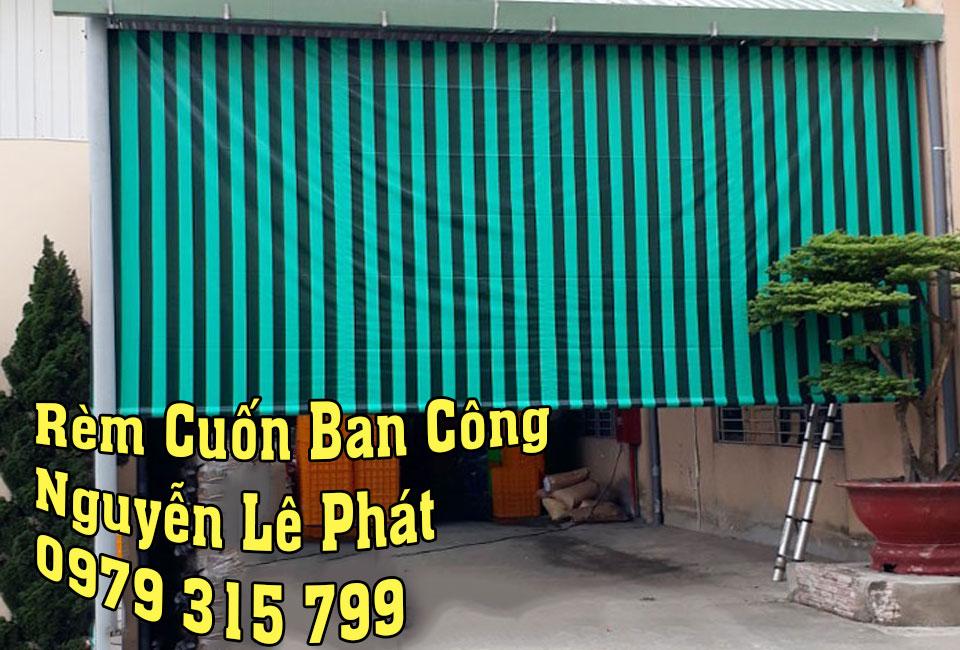 Rèm Che Nắng Ban Công Tự Cuốn Biên Hòa