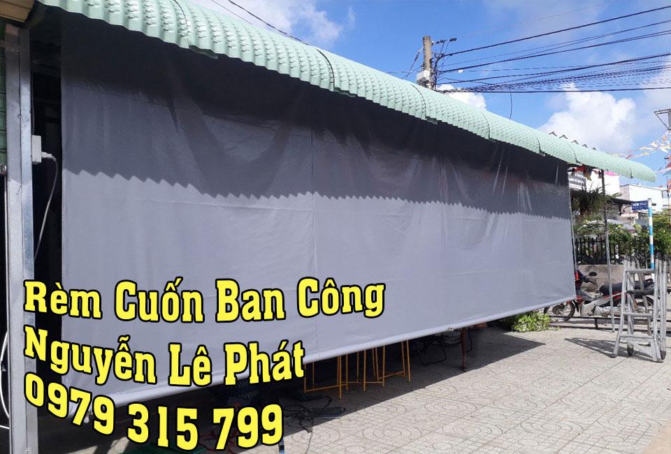Rèm Che Nắng Ban Công Tự Cuốn tại Quận Phú Nhuận