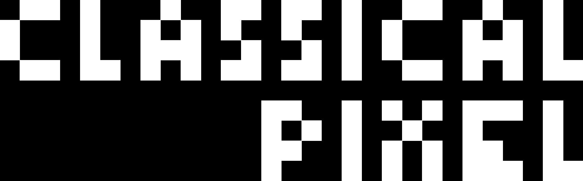 ClassicalPixel logo