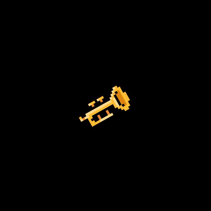 pixel trumpet