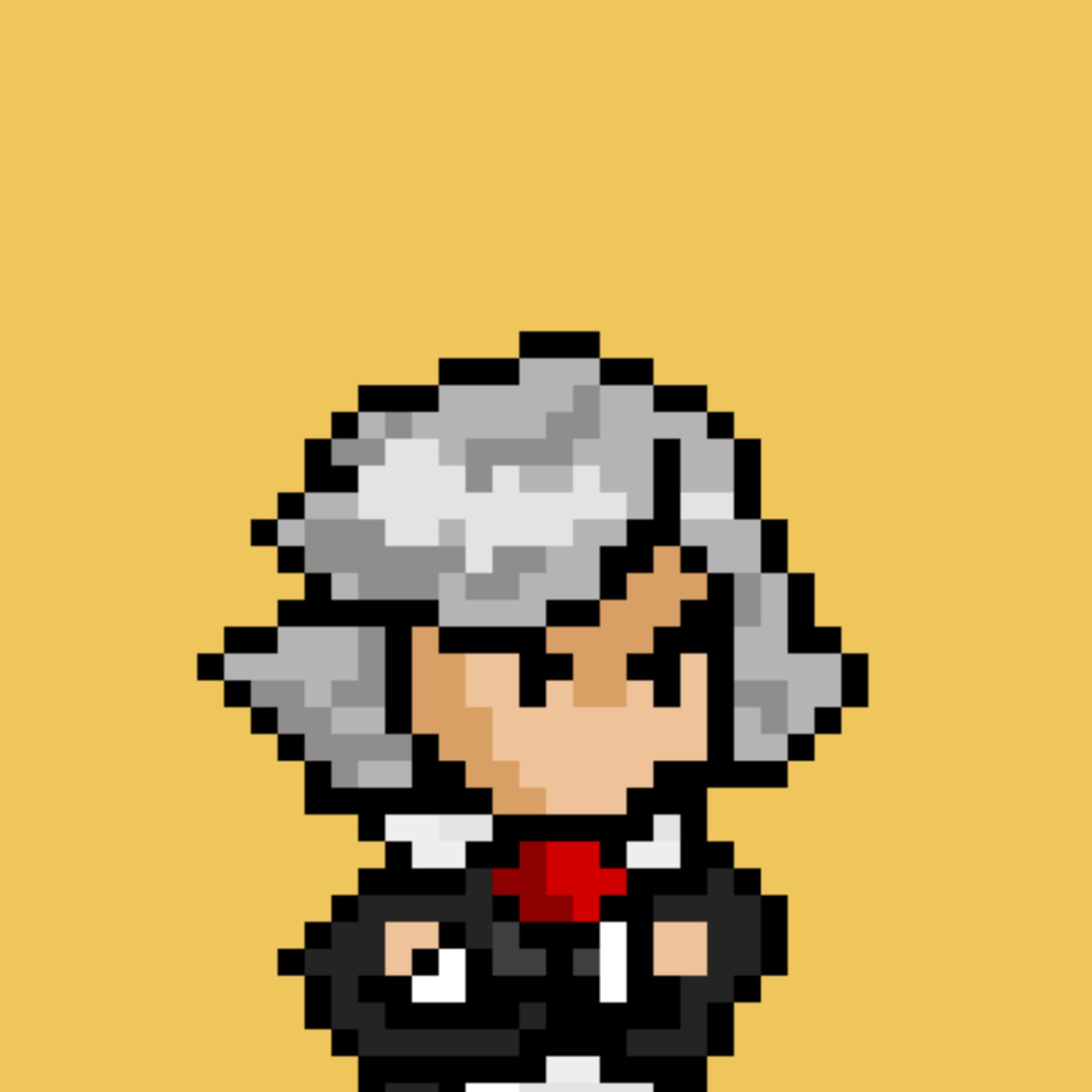 Beethoven in pixel format