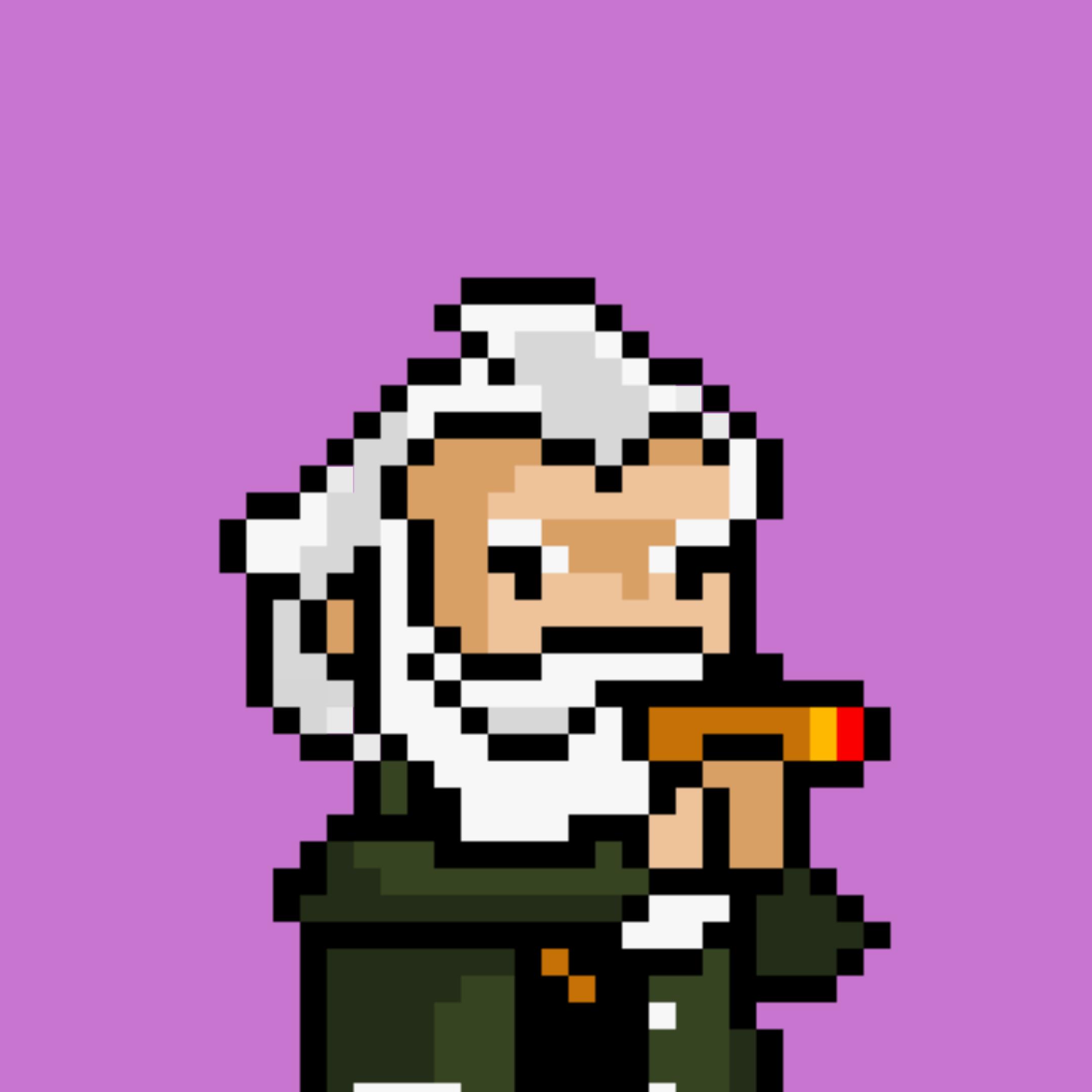 Brahms in pixel format