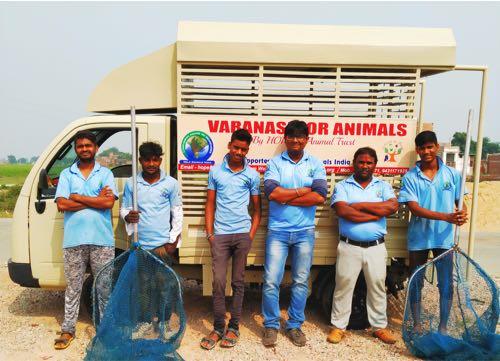 VfA Rescue team