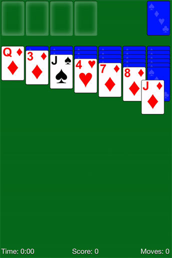 2.5.2: Solitaire practices up reversal pointer cancellation if the element dragged and dropped does not get dropped within the inbound area.