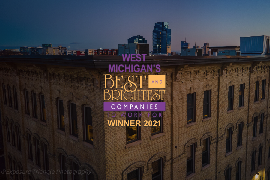 For the fifth consecutive year, C2 was named one of West Michigan's Best and Brightest Companies to Work For.