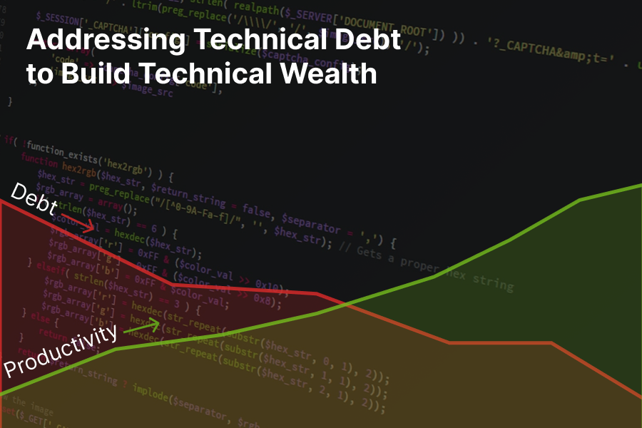 Almost every organization has some degree of technical debt; the trick is knowing how to manage it to become a source of wealth. Learn what causes technical debt and steps to start addressing it.