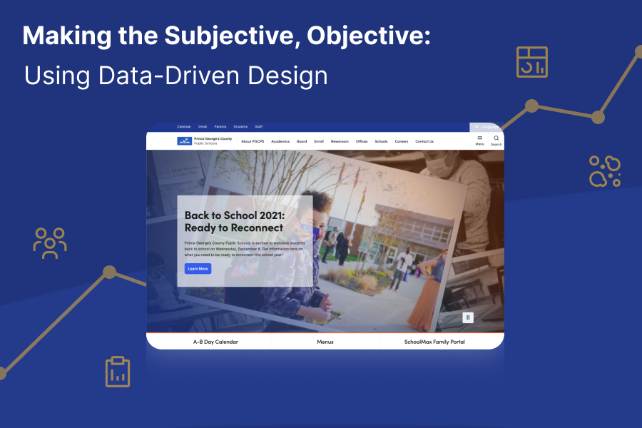 Web design can be a complex affair for as subjective as it may seem. Or is it? At C2, we use a data-driven approach to ensure client designs are as objective as possible by backing them with user research and UX best practices.