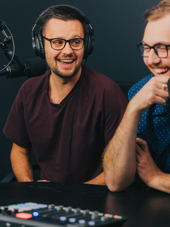 The Biz Bros Podcast Kyle Nelson & Eli Libby