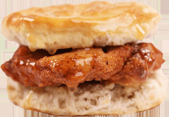 Sweet Chicken Biscuit