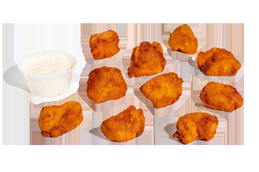 10 Piece GF Nuggets