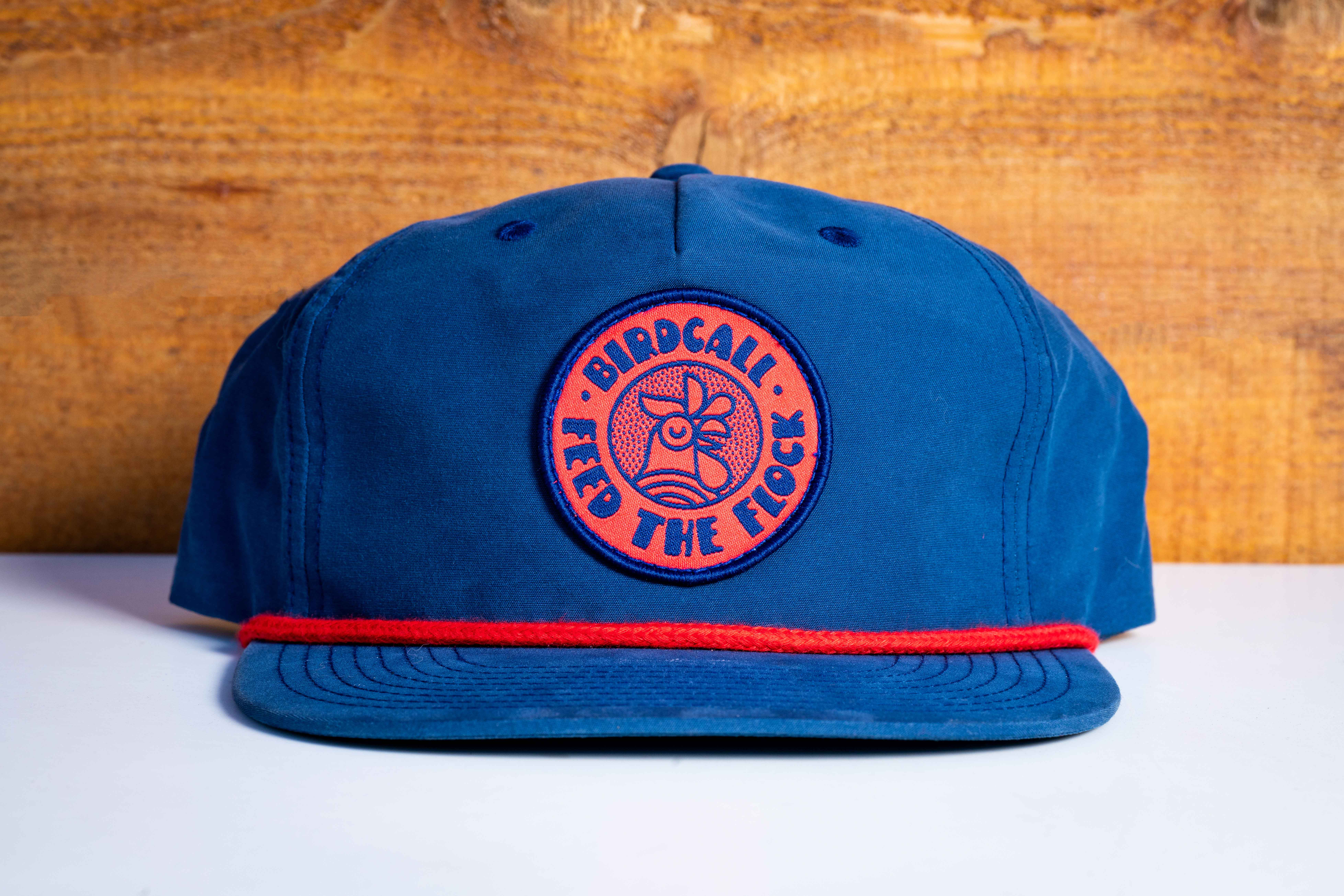 "Birdcall ""Feed the Flock"" Patch Hat"
