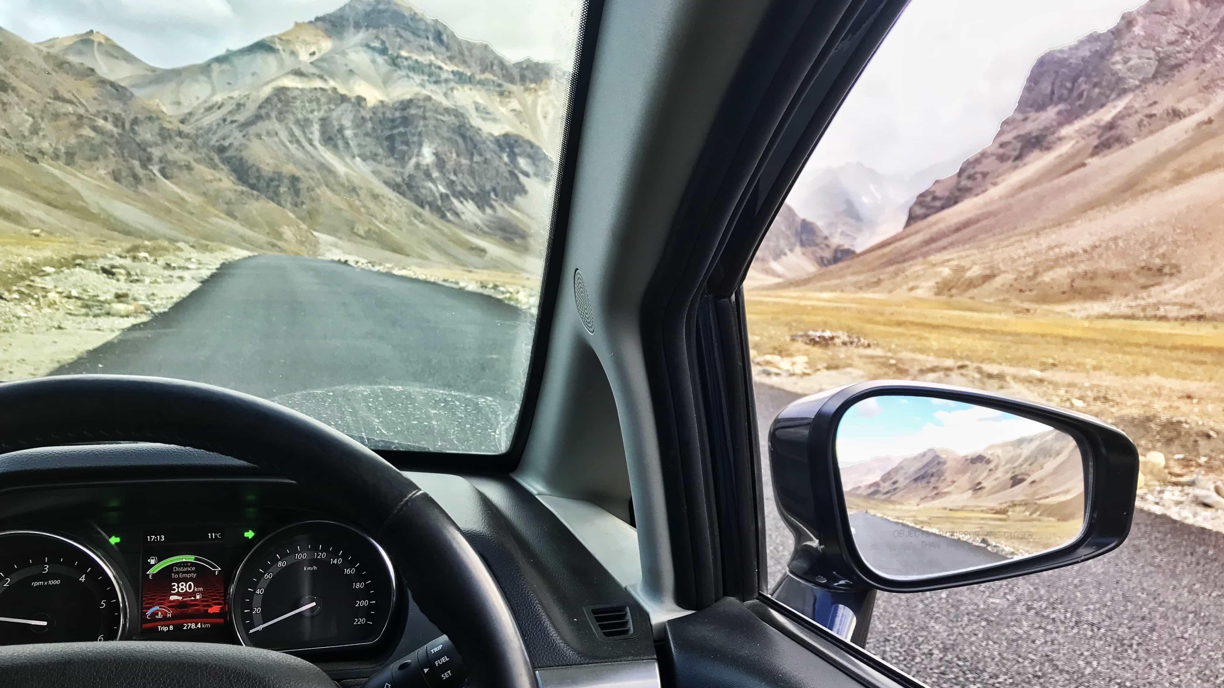 Inside-Car