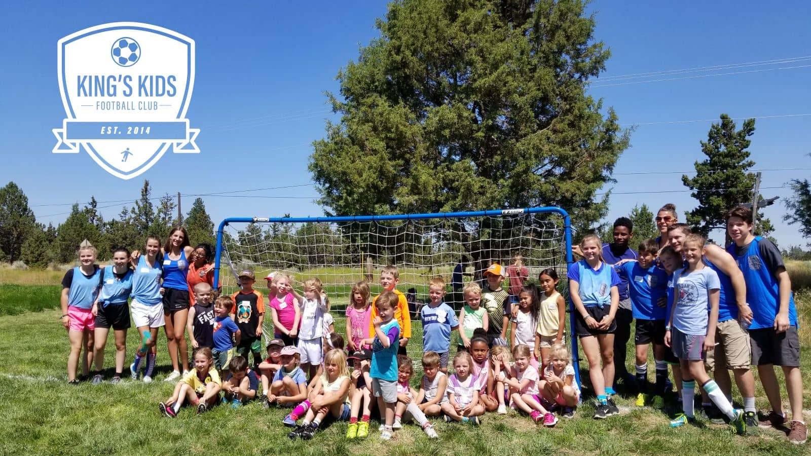 King's Kids Futbol Club 2020