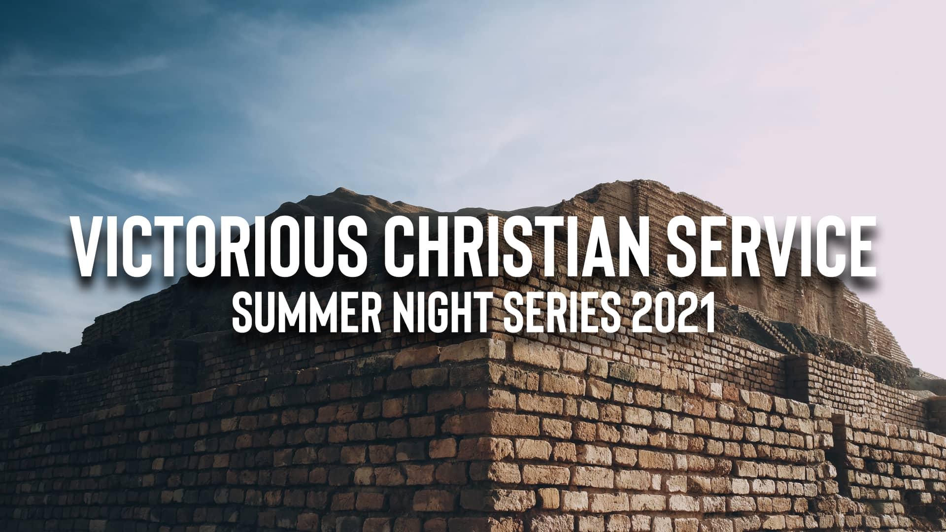 Victorious Christian Service | Nehemiah
