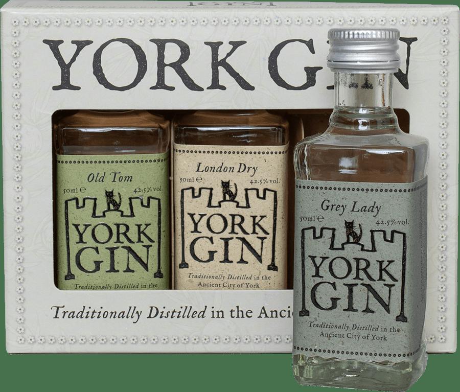 York Gin Taster Pack