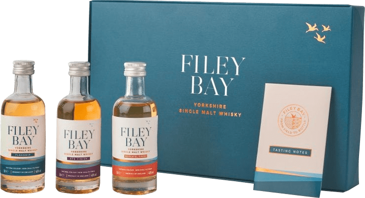 Filey Bay Whisky Tasting Experience